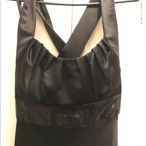 Calvin Klein / Brand new black Maxi dress.